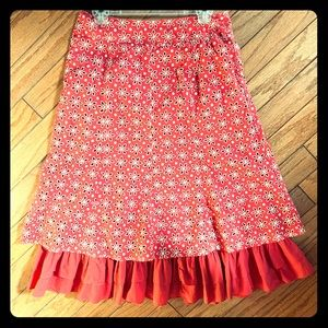 Dresses & Skirts - Cutest little red skirt in the entire world